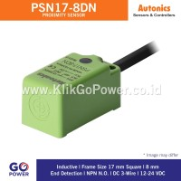 AUTONICS PROXIMITY SENSOR PSN17-8DN