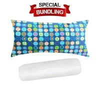 Paket Bundling   Reveire Body Pillow & Guling Dacron