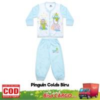 Setelan Baju Bayi Panjang Tokusen