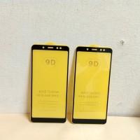 Tampered Glass TG Anti Gores 9D Full Layar Xiaomi Redmi Note 5 Pro