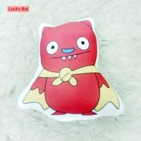 Bantal Boneka Dekorasi Ugly Dolls Size Xtra Large ( 60cm) - Lucky Bat