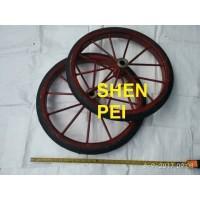 Roda / ban mati 54cm / 21 gerobak sampah