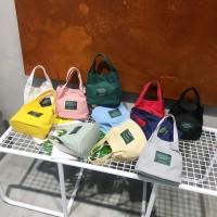 Tote bag Korea Mini Tas Kanvas Selempang Import Bags Wanita Fashion on