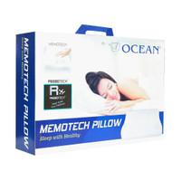 Bantal Ocean – Memotech Pillow Reebotech - Putih