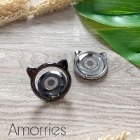 IRing Baseus model kucing lucu Cincin Handphone / Holder Casing / Ring