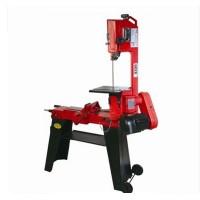 promo Metal/Wood Strip Sawing Machine Double 750W Vertical Band Saw