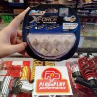 Roller faito Xforce Honda Scoopy fi. Beat fi. Vario 110 12 Gram