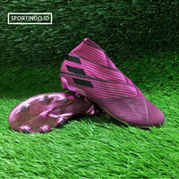 Sepatu Bola Adidas Nemeziz 19+ Pink BNIB