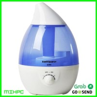 Classic Drop 6 in 1 Air Humidifier Aroma Therapy - Blue