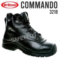 Sepatu Safety Shoes Dr OSHA Commando Ankle Boot 3218