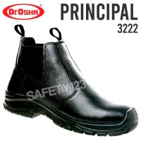 Sepatu Safety Shoes Dr OSHA Principal Ankle Boot 3222