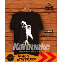 Kaos Baju Adidas Shoe Logo Kaos Sport - Karimake