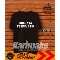Kaos Baju Bola BCS Brigata Curva SUD PSS Sleman Simple Kaos Sport - Ka