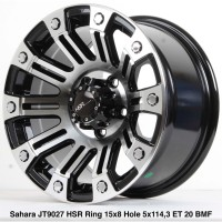 velg mobil hilux single cabin ring 15 SAHARA HSR