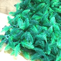 Tanaman Rumput Plastik Sintetis Dekorasi Aquarium Aquascape