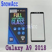 Hikaru Anti Gores Tempered Glass Samsung Galaxy A9 2018 Full Cover