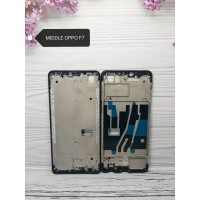 FRAME LCD / TULANG TENGAH / MIDDLE OPPO F7