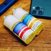 AQUA Pure salts - salt nic Premium Liquid Eliquid us
