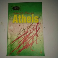 Buku Sastra Klasik bekas Judul ATHEIS oleh Achdiat k Mihardja