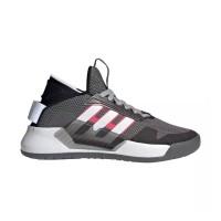 Sepatu Basket Wanita Adidas B-Ball 90s Shoes - Grey EF0635