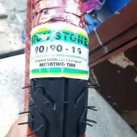 ban motor ban matic ban luar ban 90/90 ring 14 RICH STONE