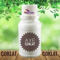 Bibit Parfum Terpopuler AXE COKLAT 100 Ml Non Alkohol di jamin asli