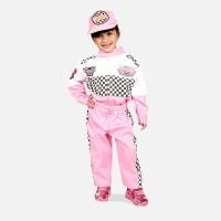 Baju Seragam Profesi Anak Perempuan Pembalap