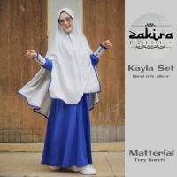 gamis syar'i/gamis/hijab syar'i/gamis premium/kaylaset