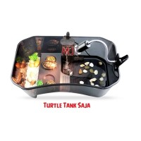 Turtle Tank S 25x17x11cm Vivarium Aquarium Kura