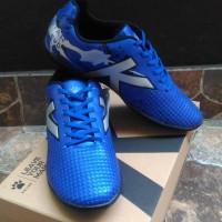 sepatu futsal kelme STAR EVO COLOUR ROYAL BLUE