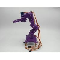 Arm Robot Lengan tangan 5 DOF Education 5 servo mini SG90 for Arduino