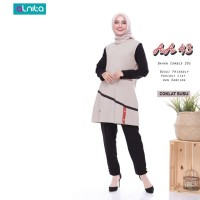 Atasan Wanita Casual + Alnita AN-AA43 + Tunik Original Brand