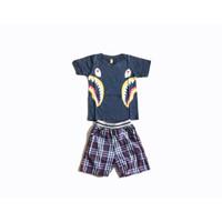 [JK Kids Collection] Baju+ Celana Anak Bape (1 Set)