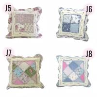 Vintage Story - Shabby Sarung Bantal Sofa Kursi 45x45cm CP041