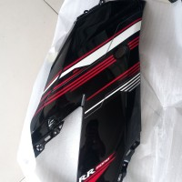 fering fairing samping atas ninja RR mono -z250 sl hitam stip merah