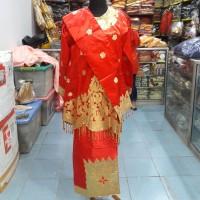 Baju Adat Padang Dewasa / Baju Kurung Melayu / Pakaian Adat Minang