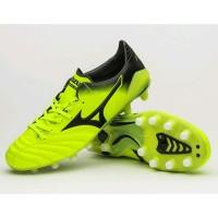 Sepatu Bola Mizuno Morelia Neo II MD - Safety Yellow Black sport st