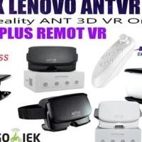 New Remot Vr Dan Vr Box Lenovo Antvr Plus Virtual Reality Ant 3D