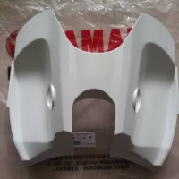 Cover tangki yamaha Vixion New NVL NVA putih original 1PA-F171A-00-P5