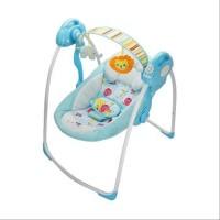 Sedia baby elle portable swing bouncer ayunan bayi electrik
