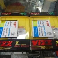 BATRE BATERAI BATERRY DOUBLE POWER VIZZ ASUS ZENFONE 4S SENFONE GO 4.5