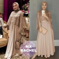 maxi dress gaun gamis baju muslim maxy terusan muslimah pesta seragam