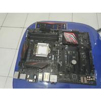 motherboard Asus Pro gaming Z170