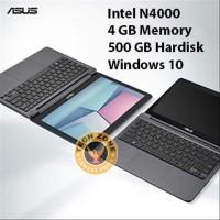 Asus E203MAH-FD411T Intel N4000 - RAM 4 GB - 500 GB HDD- Intel HD