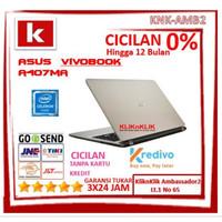 ASUS VivoBook A407MA-BV002T Gold - DualCore-N4000 4GB 1TB 14- Win10 -