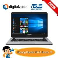 ASUS VIVOBOOK A407MA SSD - N4000-4GB-128GB-WIN10-14HD-FINGERPRINT