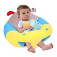 Kursi Sofa Belajar Duduk Portable / kursi bayi / sofa bayi bantal