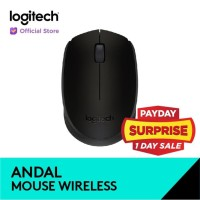 Mouse Wireless Logitech B170 Original Wirelles