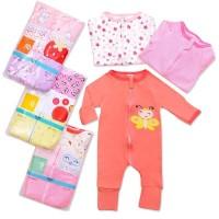 Sleesuit Zipper 3in1 - Sleepsuit Bayi dengan Resleting