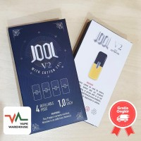 JuuL Empty Pods Ver 2.0 Cotton By JOOL